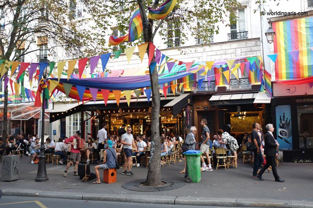 where to live as a student in paris